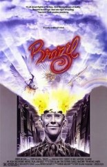 Poster for movie Brazil